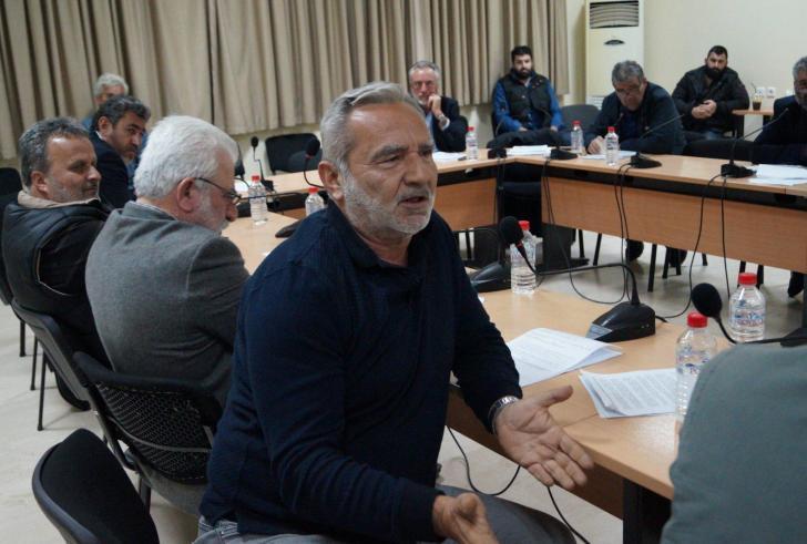 Ξανά υποψήφιος για την Προεδρεία στο Λαράνι ο Βασίλης Σταυρόπουλος