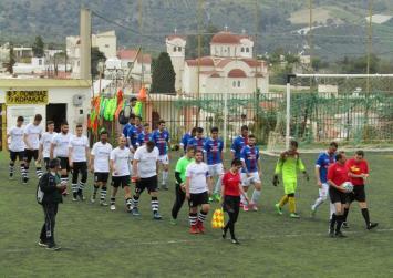 Κ.Μ.Κόρακας – ΟΦΑΜ 0-1 (φωτογραφίες)