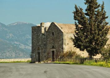 Ναός Αγίου Γεωργίου Φαλάνδρας στη Φαιστό