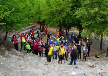 Mε τον Ορειβατικό Μοιρών στον Άγιο Υάκινθο … του βουνού και της αγάπης