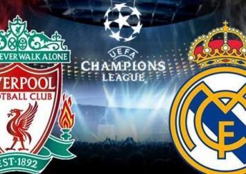 Ρεάλ και Λίβερπουλ στον τελικό του Champions League
