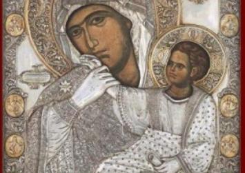 Τιμάται η Παναγία ἡ Παραμυθία στον Επανωσήφη