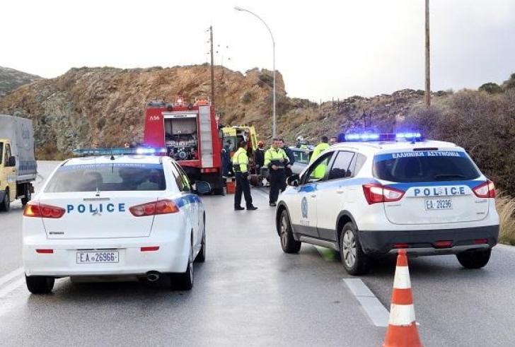 10 νεκροί μέχρι σήμερα στην Κρήτη από τροχαία