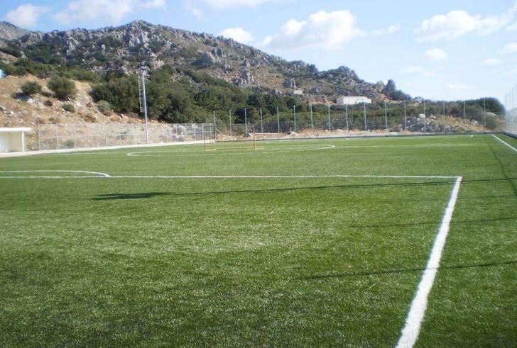 110.000 ευρώ στο Δήμου Αγίου Βασιλείου για παρεμβάσεις στο γήπεδο Σελλίων