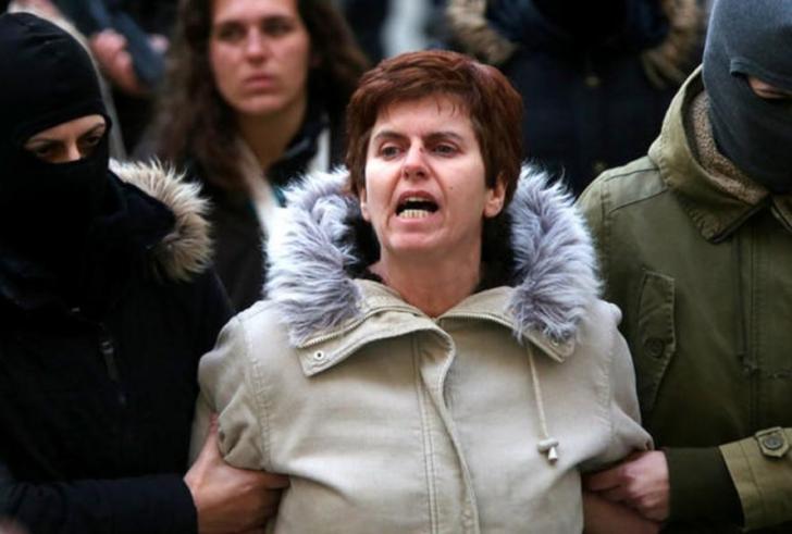 Ισόβια στην Πόλα Ρούπα για την επίθεση στα γραφεία του ΔΝΤ