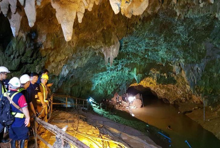 Μουσείο… θα γίνει η σπηλιά όπου εγκλωβίστηκαν τα παιδιά και ο προπονητής τους