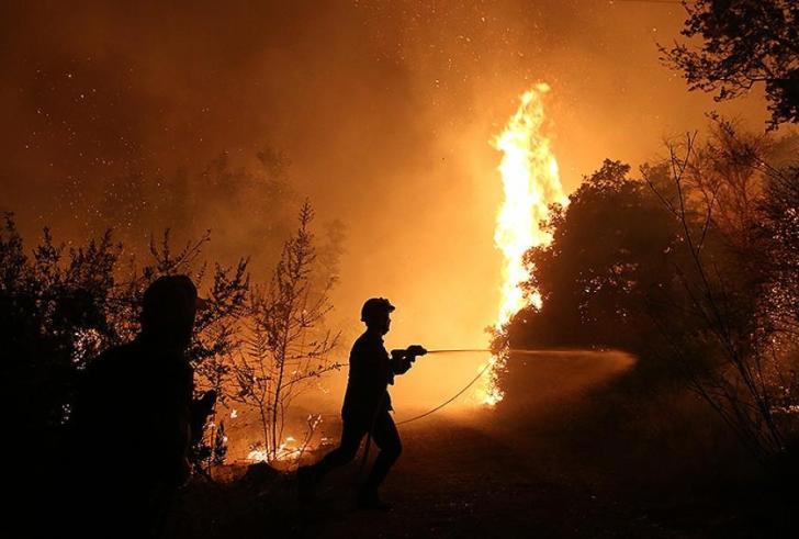 Ένας Βούλγαρος έβαζε φωτιές στο οχυρό Ρούπελ στις Σέρρες