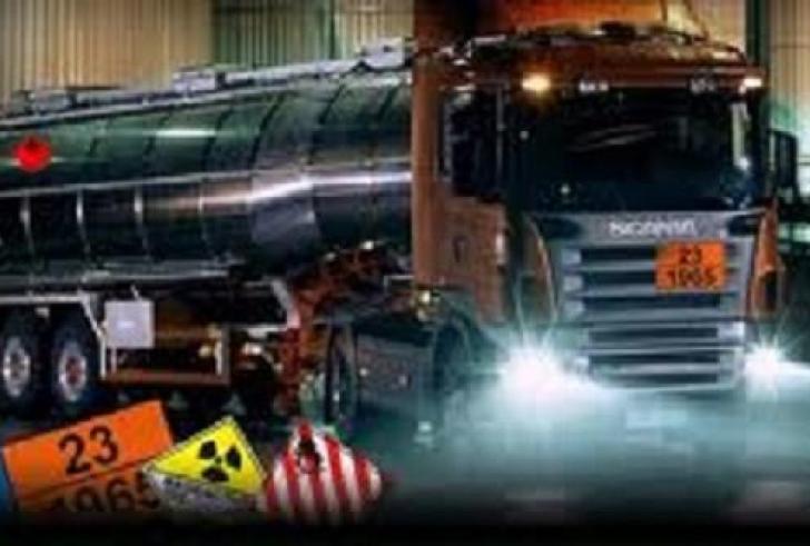 Στις 23 Αυγούστου οι εξετάσεις για οδηγούς οχημάτων μεταφοράς επικινδύνων εμπορευμάτων