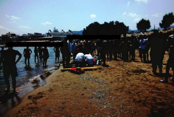 Άλλος ένας πνιγμός στις παραλίες της Κρήτης
