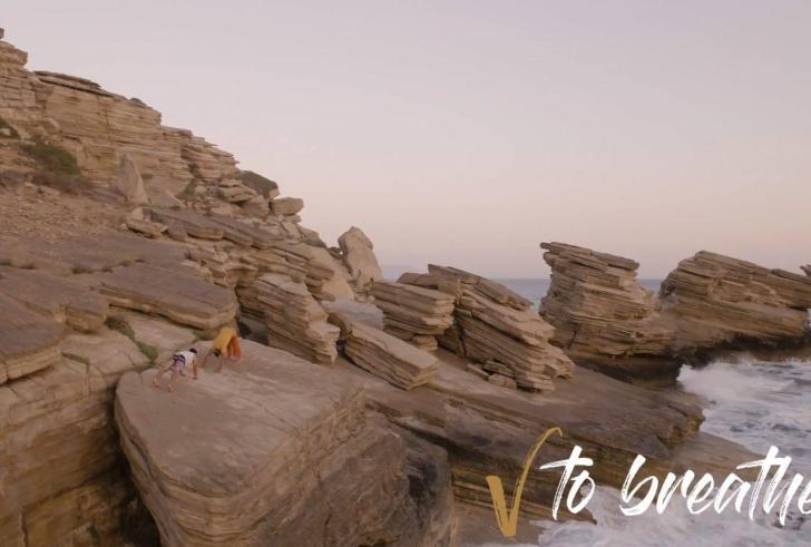 Το νέο βίντεο που αναδυκνείει τις μοναδικές ομορφιές της Κρήτης μας