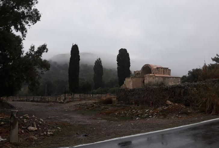 Μ. Λέκκας: Ερχονται ισχυρές βροχές, καταιγίδες και θυελλώδεις νοτιάδες στην Κρήτη