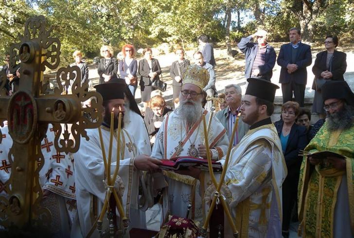13 Οκτωβρίου πανηγυρίζει ο Ιερός Ναός Αγίου Μελετίου Πηγά στον Άγιο Θωμά