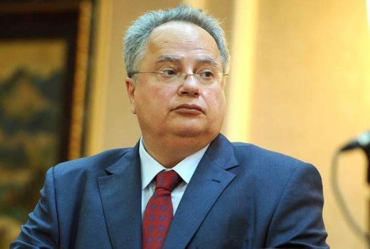 Κρίση στην Κυβέρνηση: Παραιτήθηκε ο Υπουργός Εξωτερικών Νίκος Κοτζιάς