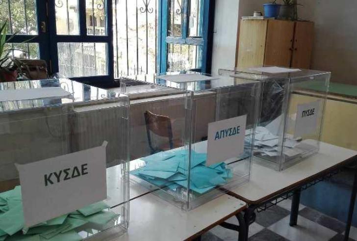 Τα αποτελέσματα των εκλογών της Πρωτοβάθμιας Εκπαίδευσης Ηρακλείου