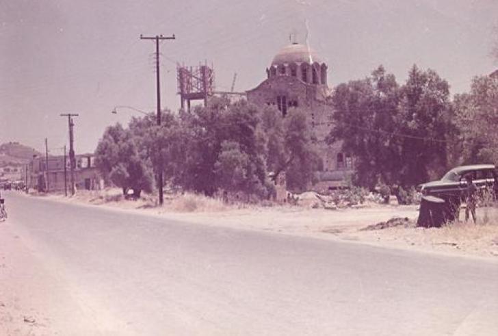 Το ιστορικό του Ιερού Καθεδρικού Ναού Αγίου Νεκταρίου στις Μοίρες (φώτο)