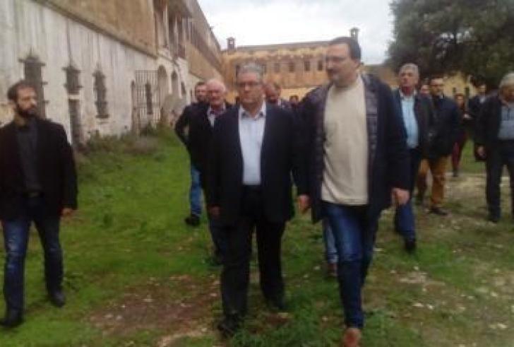 Χανιά: Αποκατάσταση του φρουρίου Ιτζεδίν ζήτησε ο Δ. Κουτσούμπας