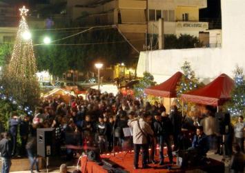 """Δήμος Φαιστού: Από 16 Δεκεμβρίου έως 4 Ιανουαρίου η """"Χριστουγεννιάτικη Αγορά"""""""