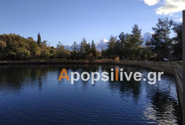 Τεχνητή λίμνη Ζαρού: Ένα στολίδι για την Μεσαρά (φώτο)