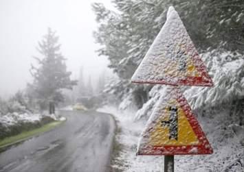 Έρχεται νέα ψυχρή εισβολή και κύμα χιονιά τις επόμενες ημέρες!