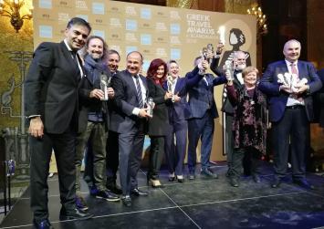 Η Περιφέρεια Κρήτης σάρωσε τα βραβεία σε τουριστική έκθεση στη Στοκχόλμη