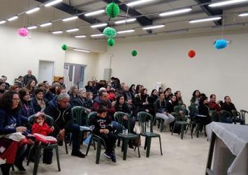 """""""Μίλησαν για τα παιδιά"""" γονείς και ειδικοί στο Νηπιαγωγείο Τυμπακίου"""