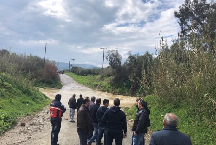 """Περιφέρεια Κρήτης : """"Ο Δήμος Φαιστού έλαβε 660.000 ευρώ για το έργο στον Γεροπόταμο"""""""