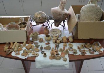 Ηράκλειο: Είχαν κάνει το σπίτι τους …αρχαιολογικό μουσείο!