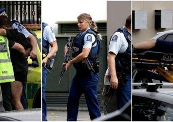 Μακελειό στη Νέα Ζηλανδία: Τρομοκρατικές επιθέσεις σε 2 τζαμιά – 40 νεκροί