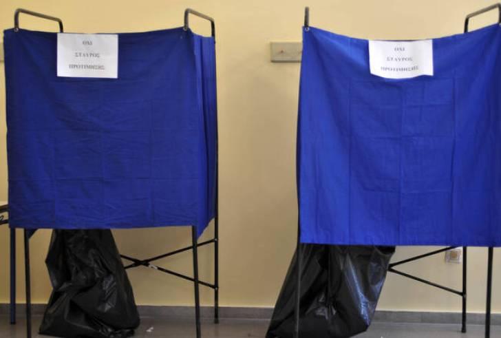 Εκλογές 2019: Θα ψηφίσουμε σε δύο εκλογικά τμήματα για Ευρωβουλή-Αυτοδιοίκηση
