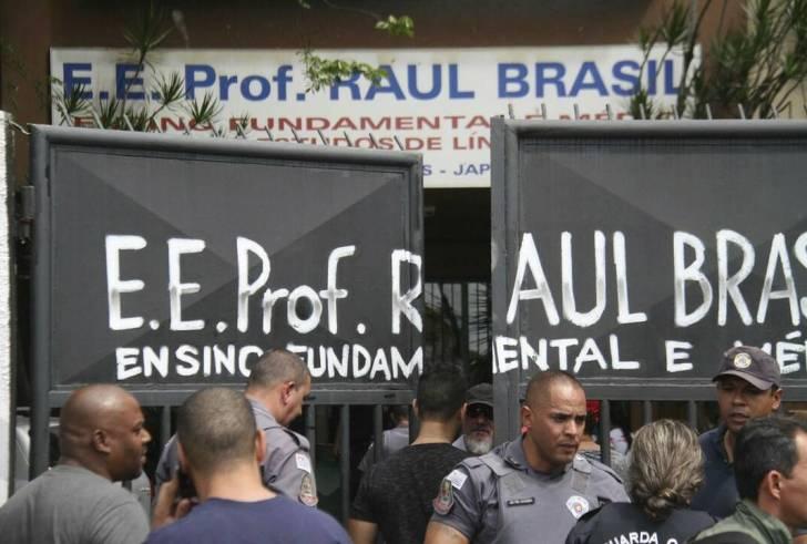 Μακελειό σε σχολείο στη Βραζιλία: Τουλάχιστον εννέα νεκροί