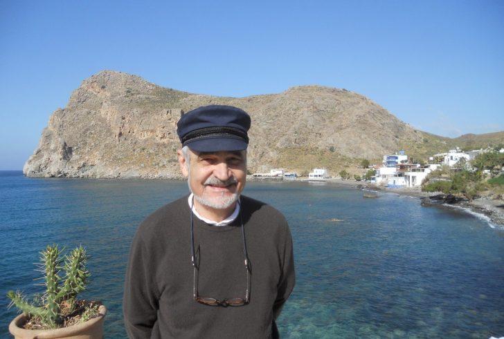 Όταν ο Σέρζ Λατούς επισκέφτηκε τη νότια Κρήτη προσκεκλημένος του Δικτύου Συλλόγων Μεσαράς