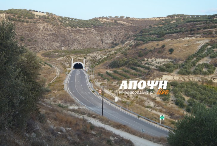 Θέμα ημερών η παράδοσή του δρόμου Ηράκλειο – Μεσαρά