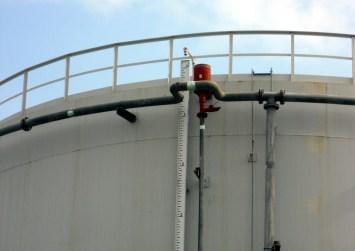 Τοποθέτηση μεταλλικής δεξαμενής ύδρευσης στους Στόλους