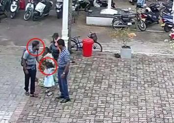 Βίντεο – σοκ: Η στιγμή που ο τρομοκράτης σκορπά τον θάνατο σε ξενοδοχείο στη Σρι Λάνκα