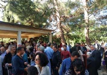 Πλήθος κόσμου στην Εκκλησία του Αγίου Γεωργίου στους Βώρους (φώτο)