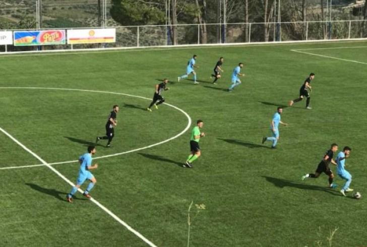 Ισόπαλες με 1-1 έμειναν η Τριτωνία και η Φαιστός στο Αστρίτσι