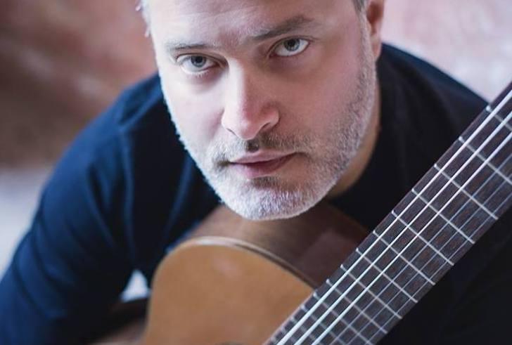 Συνέντευξη του διεθνούς φήμης κιθαρίστα και συνθέτη Παναγιώτη Μάργαρη