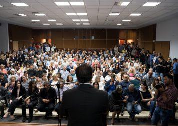 Δήμος Φαιστού: Δυναμικός αέρας νίκης στην παρουσίαση των Υποψηφίων του Συνδυασμού «Ο Τόπος μας Μπροστά»