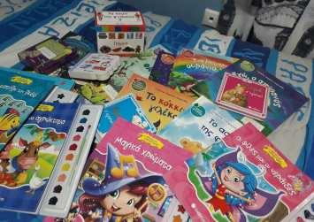 4η Έκθεση βιβλίου στην Λίμνη Ζαρού από τον Σύλλογο Γονέων του Δημοτικού Σχολείου Ζαρού