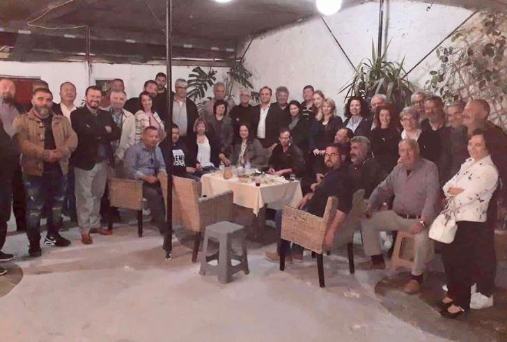 «Ο Τόπος μας Μπροστά»: Περιοδεία σε Γαλιά, Πετροκεφάλι & Κουσέ