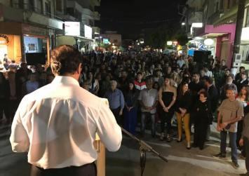 Μήνυμα νίκης έστειλε ο υποψήφιος Δήμαρχος Φαιστου Γιάννης Μαθιουδάκης από τις Μοίρες