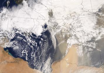 H μεταφορά αφρικάνικης σκόνης και η αναγκαία αξιόπιστη ενημέρωση