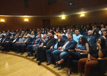 """Εκδήλωση μνήμης """"Τυμπάκι – Από τη Ναζιστική ισοπέδωση στην ανοικοδόμηση & ανάπτυξη"""""""