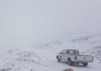 Επιστροφή στον χειμώνα: Κατάλευκο τοπίο από το χιόνι έστησε ο καιρός στα Ιωάννινα