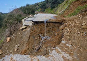Κονδύλι σε δήμο της Κρήτης για τις φυσικές καταστροφές