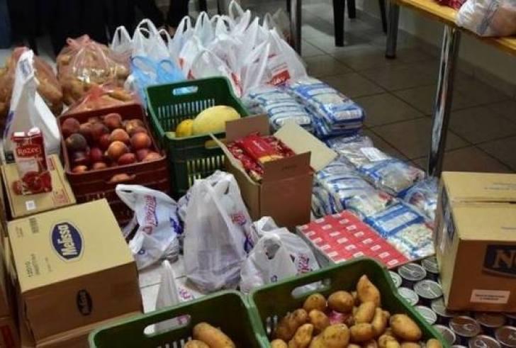 Κρήτη: Διανομή τροφίμων-είδη υλικής συνδρομής στους ωφελούμενους ΤΕΒΑ