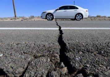 Σεισμός 7 βαθμών στην Καλιφόρνια: Σπίτια άλλαξαν θέση, ράγισαν θεμέλια κτιρίων
