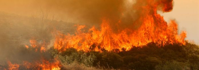 Ελλάδα: 8.270 φωτιές μέσα στο 2019!