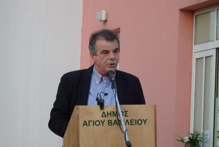 Ταταράκης: «Υπό προϋποθέσεις η μεταφορά του ΕΝΦΙΑ στην τοπική αυτοδιοίκηση»