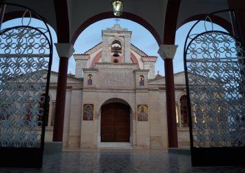 Δεκαπενταύγουστος στην Παναγία την Καλυβιανή